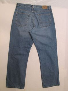 American Eagle Outer Boot Cut Men S Jeans Size Measures 36x31 984 Ebay