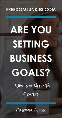 61 best goal setting for entrepreneurs images on pinterest 5 the importance of goal setting fandeluxe Gallery
