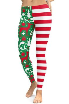 You'll wish every day was Christmas when you wear these.