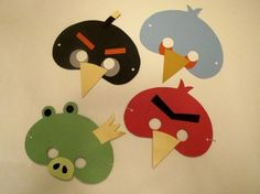 Angry Birds Party Ideas DIY