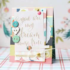 #card by Lea Lawson for MME