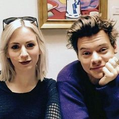 Gemma and Harry
