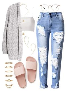 """Untitled #1379"" by asoul4 ❤ liked on Polyvore featuring Vans, Giuliana Romanno, Topshop, Violeta by Mango, Forever 21 and Lana"