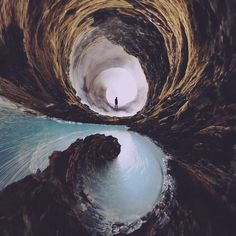 Spiral World by Nate Hill