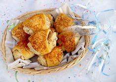 Juditka konyhája: SAJTKRÉMES - BACONOS HAJTOVÁNY Cauliflower, Bacon, Vegetables, Food, Cauliflowers, Essen, Vegetable Recipes, Meals, Cucumber