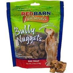 dog gummie treats | ... Pet Products Redbarn Pet Dog Treats Bully Nuggets 3.9oz (310007