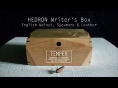 HEDRON Writer's Box – Video – Temper Studio