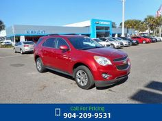 2015 Chevrolet Chevy Equinox LT w/2LT Call for Price  miles 904-209-9531 Transmission: Automatic  #Chevrolet #Equinox #used #cars #NimnichtChevrolet #Jacksonville #FL #tapcars