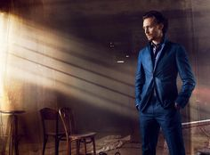 Tom Hiddleston by Max Vadukul for Esquire US February 2012