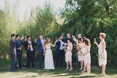 Brides: A Nautical-Themed Wedding in Vancouver, Canada Nicole Miller Wedding Dresses, Wedding Dresses Photos, Nautical Wedding Invitations, Nautical Wedding Theme, Wedding Couples, Wedding Bride, Brides And Bridesmaids, Bridesmaid Dresses, Vancouver Photos