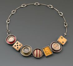 kristi zevenbergen jewelry | ... Kristi Zevenbergen. Sterling & found objects. $1250 at Facere Jewelry