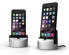The best iPhone 6 and 6 Plus docks from Twelve South, Belkin, Henge Docks and more (updated) Apple Iphone 6, Best Iphone, Iphone 4, Iphone Cases, Ipod, Iphone 6 Accessories, Iphone Charger, Apple Watch, Giveaway