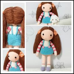 데이지 Detail cut . 머리가 뽀인트! 넌 완전 봄소녀 . . #crochet#amigurumi#dolls#코바늘#handmade#cotton#by_me#knitting#kawaii#colorful#wool#craft#yarn#iloveit#귀요미#knit#handcraft#pastel#pattern#madebyme#adorable#인형#girl#crochetdoll#detail#sheep