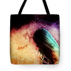 """Farmers Fields Harvest India Rajasthan 7 Tote Bag 18"""" x 18"""""""