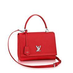 Lockme II Lockme in Women's Handbags  collections by Louis Vuitton