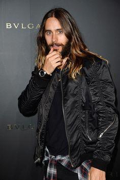 Jared Leto a Bvulgari új kollekciójának párizsi premierjén csábított!