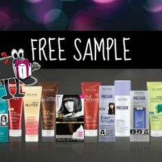 Score FREE product samples with FREE shipping every month ...