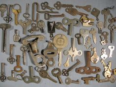 Keys- I love them...& collect them
