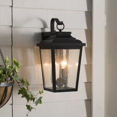 Minka Lavery Irvington Manor 3-Light Outdoor Wall Lantern