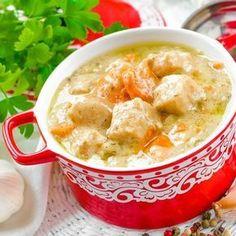 Curry de lotte au lait de coco en mini cocottes