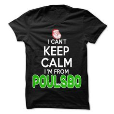 Keep Calm Poulsbo... Christmas Time - 99 Cool City Shir - #vintage tee #sweater for fall. SATISFACTION GUARANTEED => https://www.sunfrog.com/LifeStyle/Keep-Calm-Poulsbo-Christmas-Time--99-Cool-City-Shirt-.html?68278