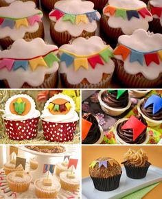 cupcakes festa junina