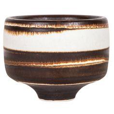 Outstanding Karl Scheid 'Tea Bowl' Vase | 1stdibs.com
