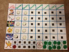Chore chart for a preschooler!!  The chart has five kid friendly task (homework, brushing teeth/shower, picking up toys in house, feeding his fish, and sleeping/going to bed) for each day of the week, a bonus section for good behavior or a task done on his own, and no fit section (if he throws a fit he has to remove a chip. When each task is completed he adds a chip for the day. When he has all the chips completed at the end of the week he gets a reward. If his bonus and no fits section are… Chore Chart Kids, Chore Charts, Preschool Learning, Preschool Activities, Chores For Kids, Social Work, Cool Kids, Little Ones, Kai
