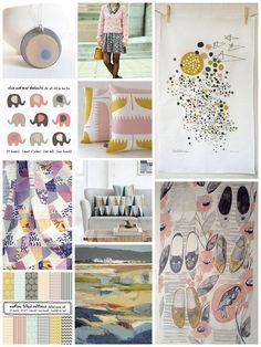 Lindsay's Picks - New Fabric Tuesdays