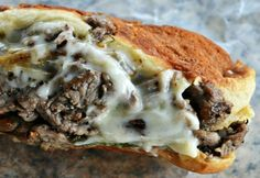 The Perfect Philly Cheesesteak - you won't believe how easy this is to make at home!