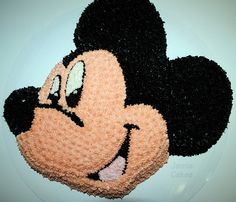 Mickey Mouse Cake andCupcakes