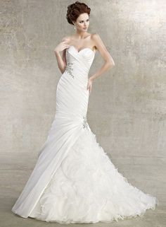 Sexy and Elegant Kitty Chen Couture Wedding Dresses 2013
