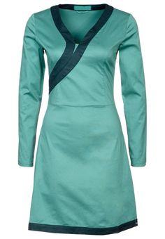 MARIA - Blusenkleid - green