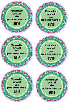 Imprimir 4x6 precursores, reunión anual