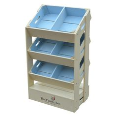 Candle box half crate retail display the useful pallets crate shelves, shel Shop Window Displays, Store Displays, Display Boxes, Display Shelves, Rustic Shelving Unit, Shelf Dividers, Apple Crates, Crate Shelves, Candle Box