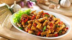 Tempe Stir Fry with Kecap Manis