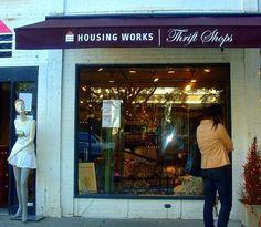 Housing Works Thrift Shop