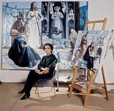 Paula Rego  (Lisboa, 1935-     )