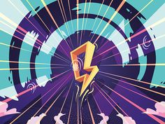 Powered Up designed by Philipa Rabbit. Connect with them on Dribbble; Breastfeeding Art, Motion Graphs, Pulp Art, Flat Illustration, Art Direction, Character Art, Illustrators, Street Art, Abstract