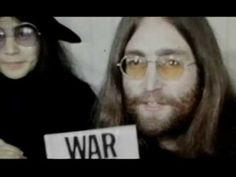 John Lennon & Yoko Ono: WAR IS OVER! (If You Want It)