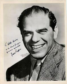 Capra, Frank - Signed Photo – Tamino Autographs