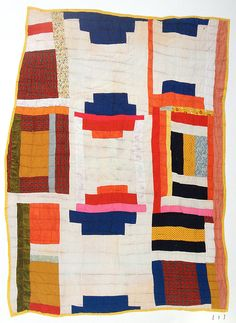 THE QUILTS OF GEE´S BEND