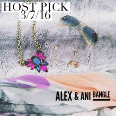 """✨HP✨ Alex & Ani """"Create"""" Bangle Bracelet Alex & Ani Bracelet. Barely been worn (maybe a handful of times) and in great condition. The colors are gorgeous and perfect for any collection  ✨Host Pick of """"Spring Fling"""" party on 3/7/16✨ Alex & Ani Jewelry Bracelets"""