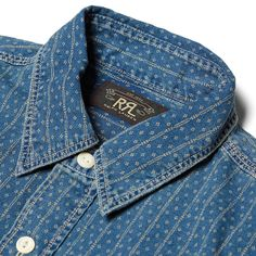 Denim Shirt Men, Denim And Supply, Western Shirts, Vintage Denim, Hoodie Jacket, Printed Shirts, Work Wear, Shirt Style, Menswear