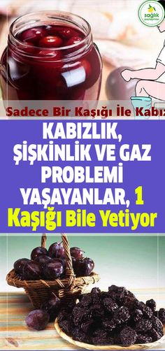 KABIZLIK, ŞİŞKİNLİK VE GAZ PROBLEMİ YAŞAYANLAR, 1 Kaşığı Bile Yetiyor  #sağlık #kabız #şifa #kadın