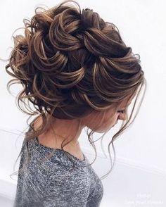 Elstile Long Wedding Hairstyles and Updos #WeddingHairstyles #WomenHairstyles