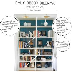 How to Style Your Bookshelf Like a Pro