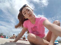 JANYSE MILUS: I LOVE MIAMII miss it so much.I miss the beach, t...