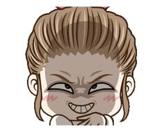 LINE 貼圖 Drama Wife Wife is back with animation and sound.,貼圖,Indonesia Stickers,Stickers (not in TH),Example with GIF Animation Star Wars Stickers, Cartoon Stickers, Cartoon Gifs, Cartoon Art, Catana Comics, My Little Pony Friends, Flowers Gif, Batman Wallpaper, Cute Love Gif