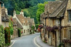 Stow-on-the-Wold, Cotswolds, England